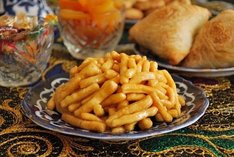 Chak-chak tayyorlash — retsepti, turlari, xamiri va siropi uchun masallliqlar