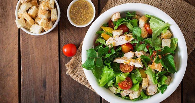 Sezar salati — tayyorlash retsepti, an'anaviy usullari, tavsiyalar