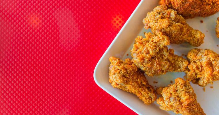 KFC tayyorlash retsepti — qanotchalar uchun maxsus masalliqlar, bosiqchlar